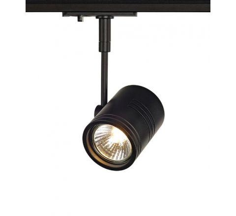 SLV 143440 Bima I Spot Light Black Dimmable, requires GU10 LED