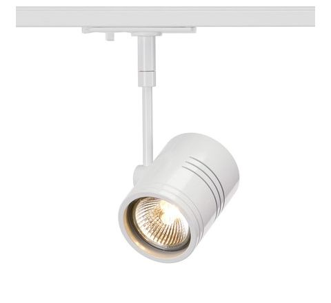 SLV 143441 Bima I Spot Light White Dimmable, requires GU10 LED