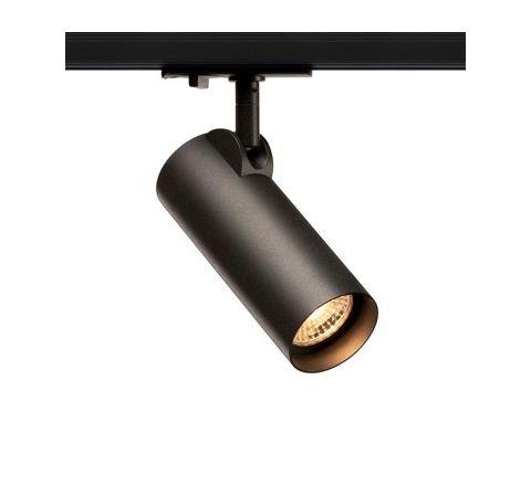 SLV 143580 Helia 50 Black 11W LED 3000K, 750lm, Non Dimming