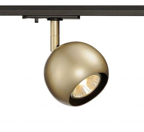 SLV 144013 Light Eye 90 Soft Gold Spot Light Dimmable, requires GU10 LED