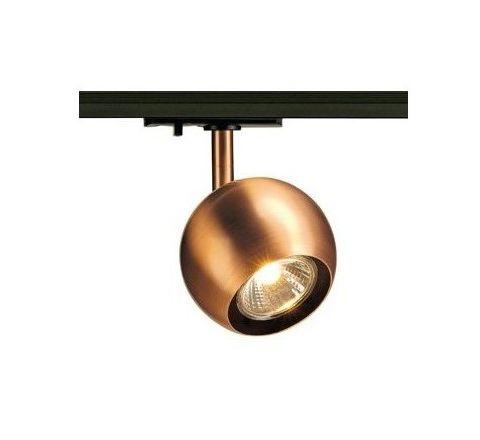 SLV 144019 Light Eye 90 Copper Spot Light Dimmable, requires GU10 LED