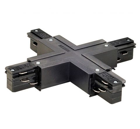 SLV 145690 EUTRAC X-Connector Black