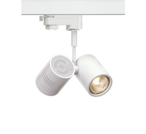 BIMA II White, Dimmable, Requires GU10 LED