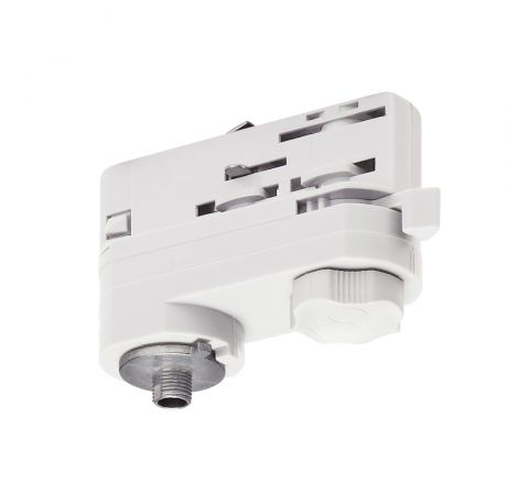 1001394 Multi Circuit track Pendant adapter White