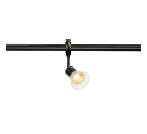 SLV 184630 ANILA EASYTEC II Black, Dimmable, Requires GU10 LED