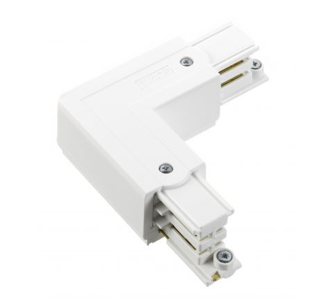 Global XTS35-W Corner Connector White (Outside Earth)