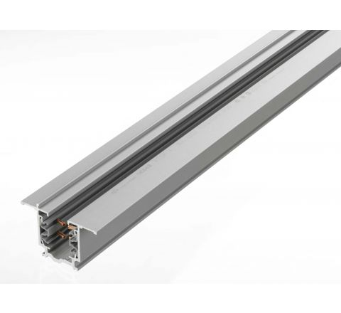 Global XTSF4200-1 Global Multi Track Recessed 2m Grey